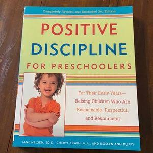 Positive Discipline for Preschoolers Parenting